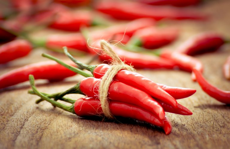 Chili Pepper - Featured Image