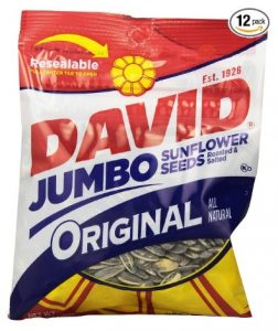 David Seeds Jumbo Sunflower