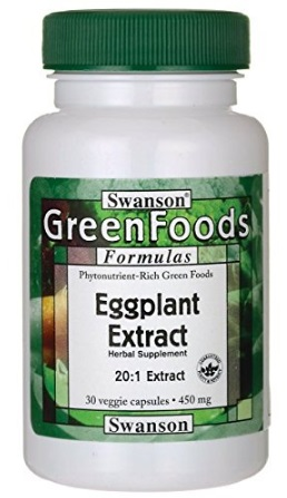 Eggplant Extract by Swanson
