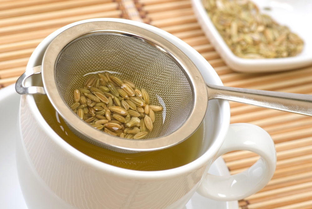 Funnel Seeds Tea