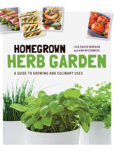 Homegrown Herb Garden Book