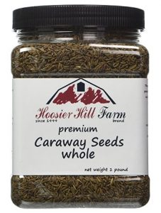 Hoosier Hill Farm Whole Caraway Seeds