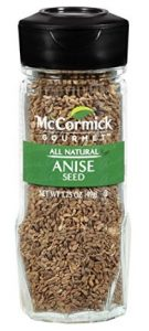 McCormick Gourmet Collection Anise Seed