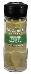 McCormick Gourmet Collection, Ground Savory