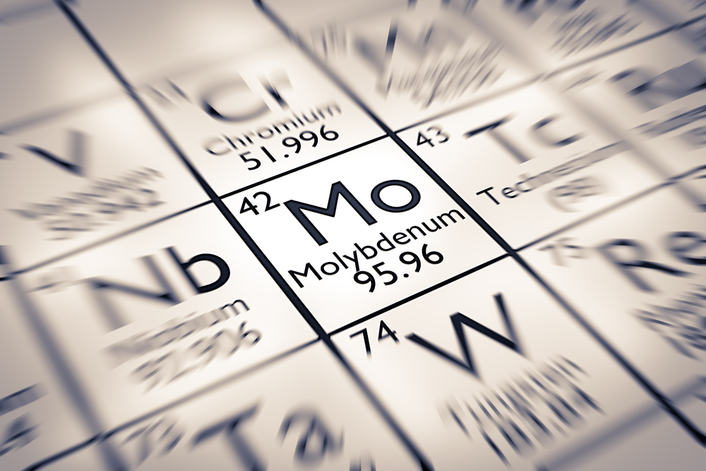 Molybdenum 1