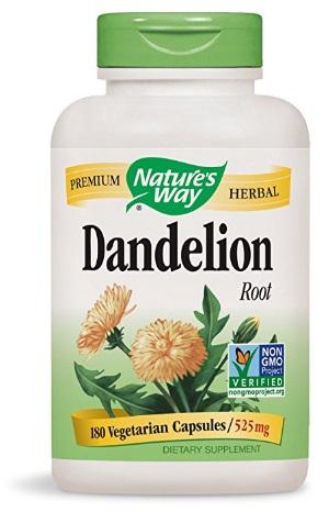 Nature's Way Dandelion Root Veg-capsules