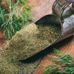 Organic Dill Weed 1