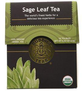 Sage Leaf Tea - Organic Herbs