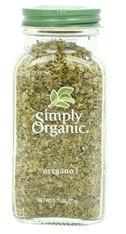 Simply Organic Oregano Leaf Cut & Sifted Certified Organic