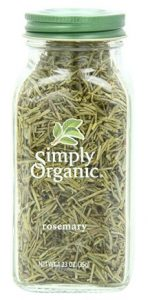 Simply Organic Rosemary Leaf Whole Certified Organic