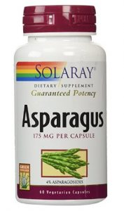 Solaray Gp Asparagus Supplement