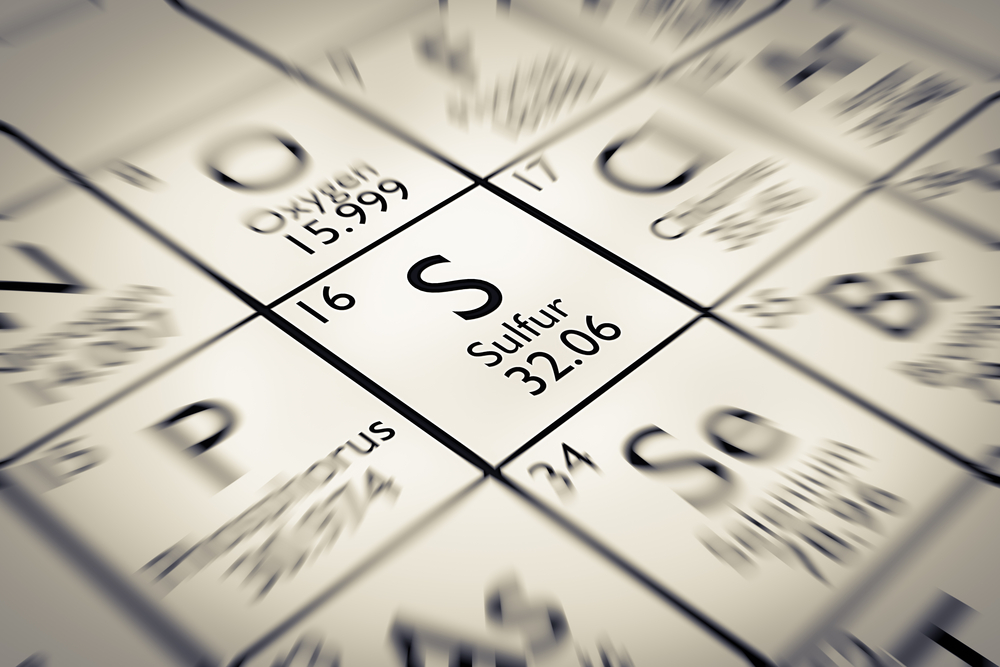 Sulfur Featured Image