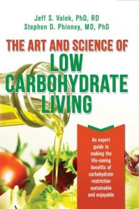 The Art and Science of Low Carbohydrate Living Book