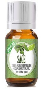 Therapeutic Grade Sage Essential Oil