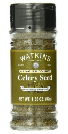 Watkins All Natural Gourmet Spice, Celery Seed