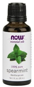 100% Pure and Natural Spearmint Essential Oil