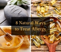 How to Treat Allergy Naturally – Here Are 8 Natural Ways