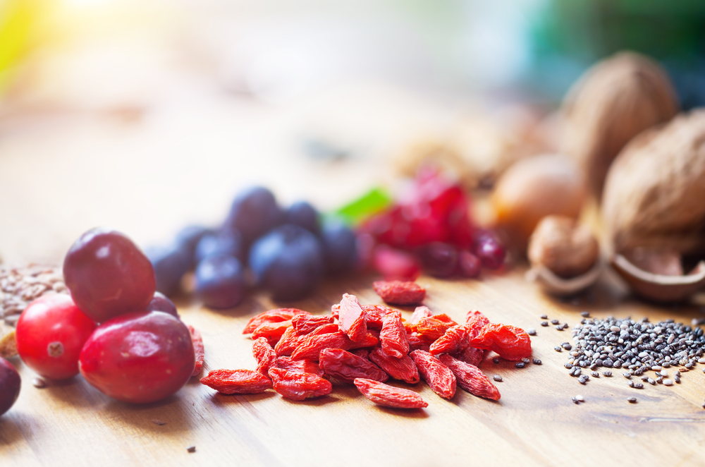 Antioxidant Foods - Top Foods for Acne Treatment