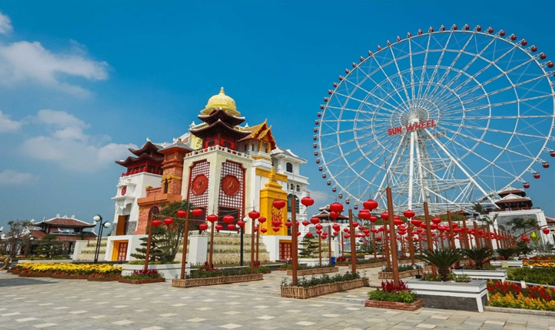 Asia Park Da Nang, Vietnam