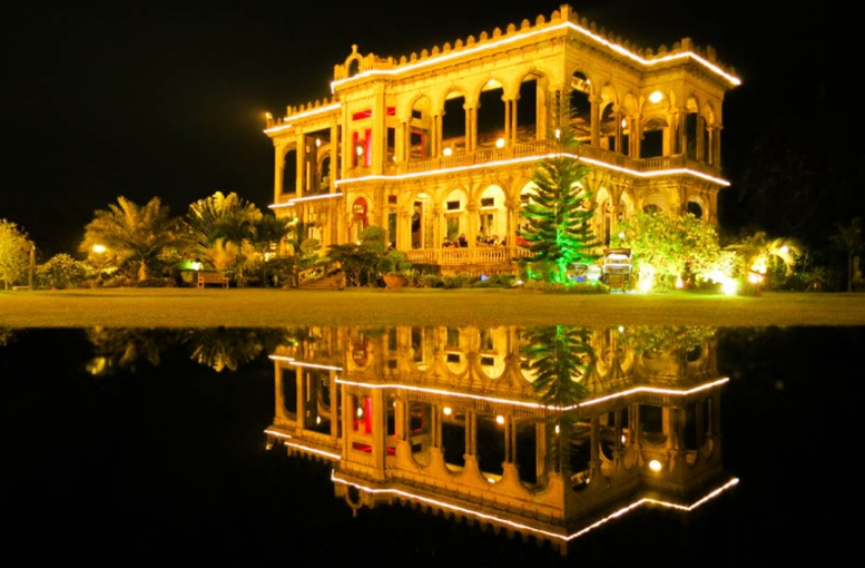 Bacolod The Ruins - Night View