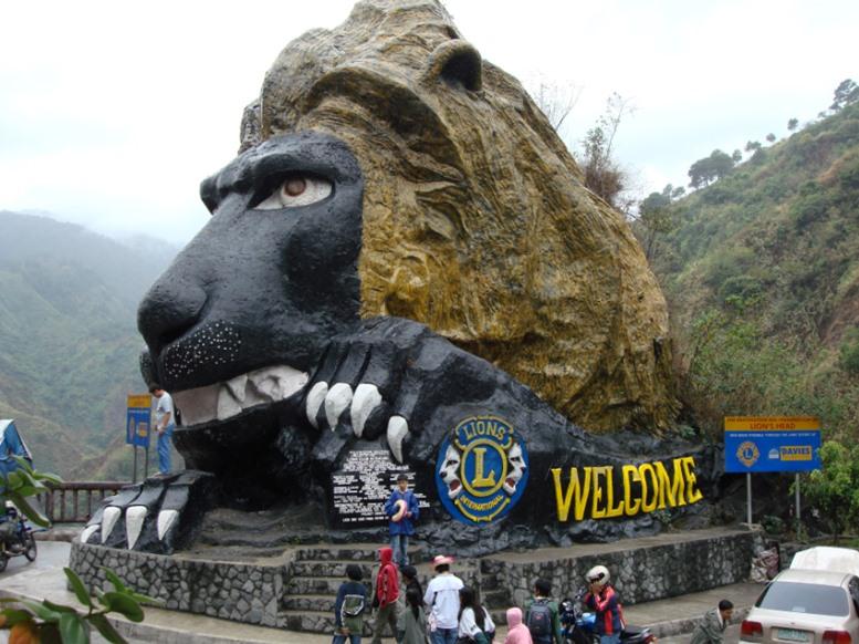 Baguio Lion's Head
