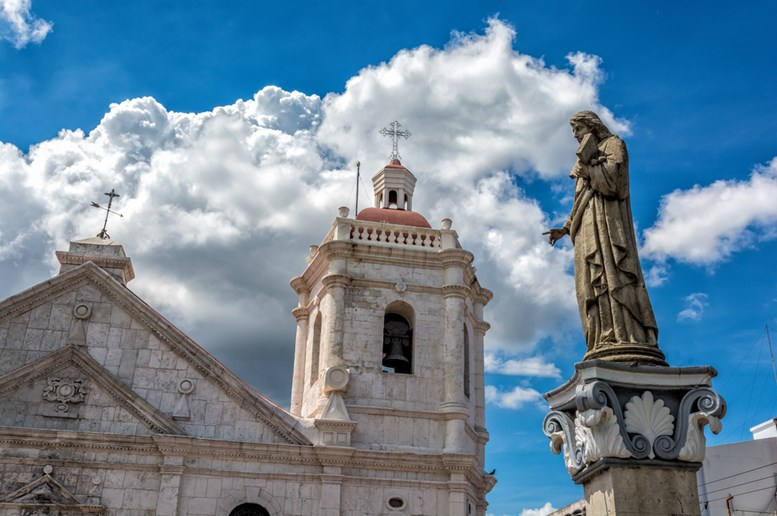 Basilica Minore del Santo Nino is a minor basilica in Cebu City in the Philippines that was founded in the 1565
