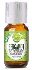 Bergamot - 100% Pure, Best Therapeutic Grade Essential Oil