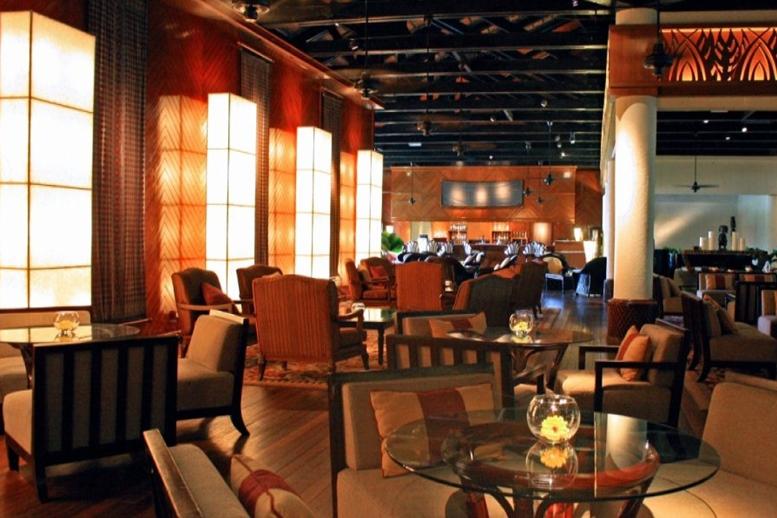 Borneo Lounge & Bar - Shangri-La's