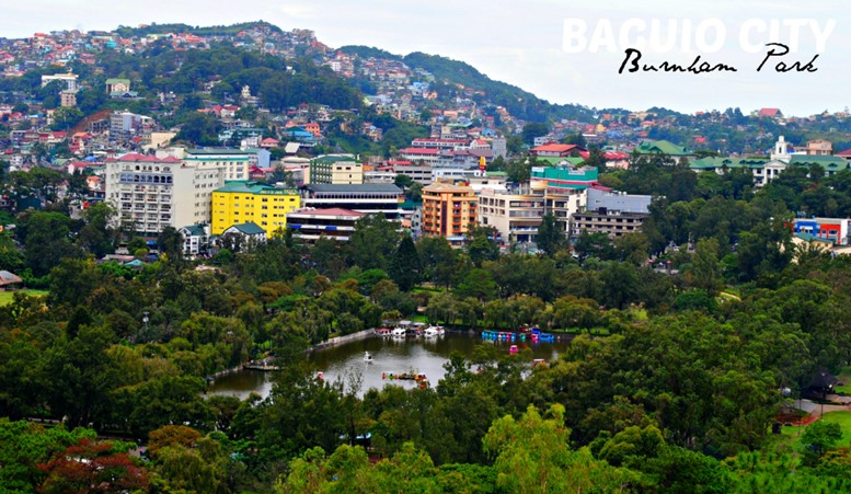 Burnham Park - Baguio City