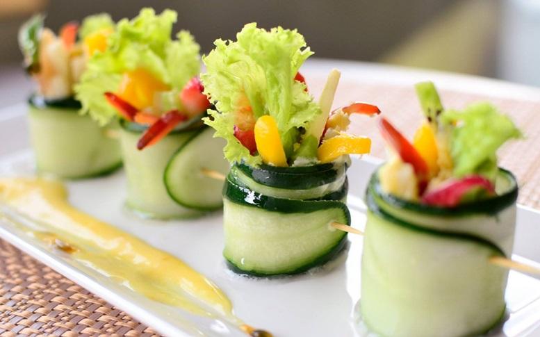 Caffé Dolce - Cucumber Salad