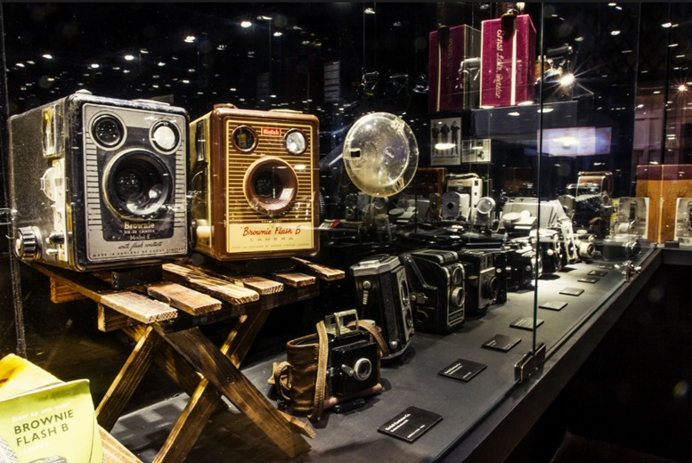 Camera Museum in George Town, Penang