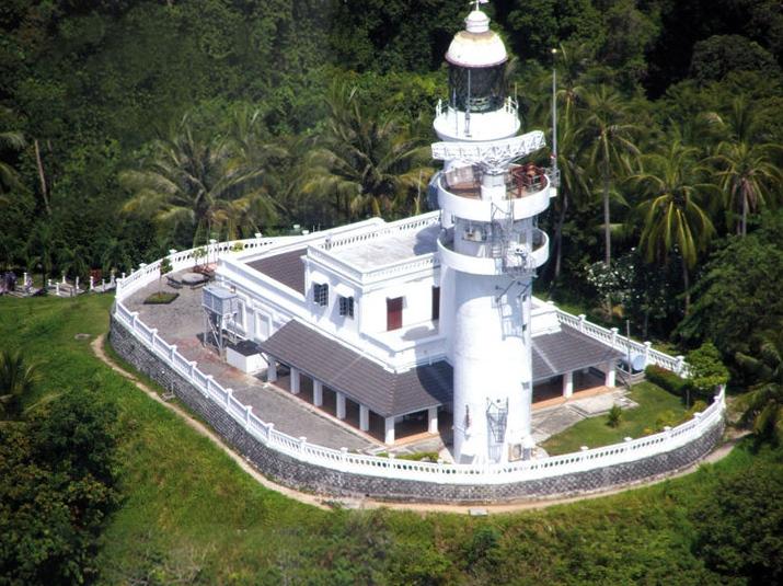 Cape Rancho Lighthouse