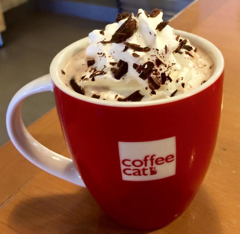 Coffee Cat Davao City