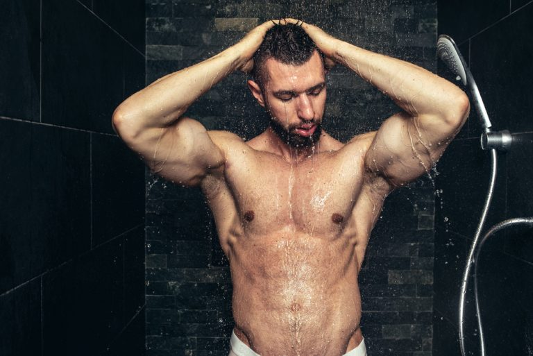 Cold vs Hot Shower After Workout Article - Featured Image