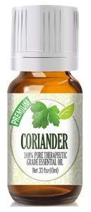 Coriander 100% Pure Essential Oil