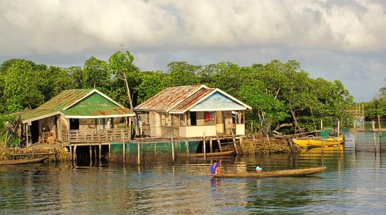 Day-asan Floating Village