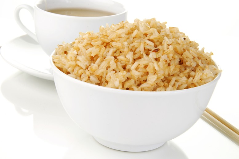 Delicious Cooked Brown Rice