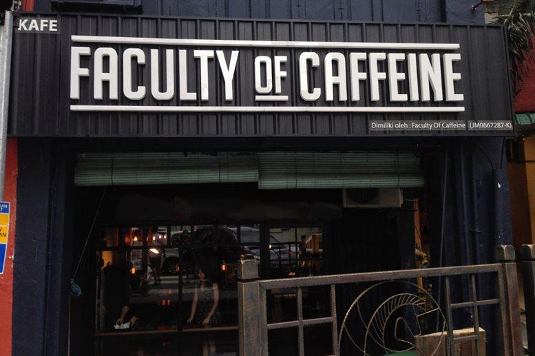 Faculty of Caffeine - Johor bahru