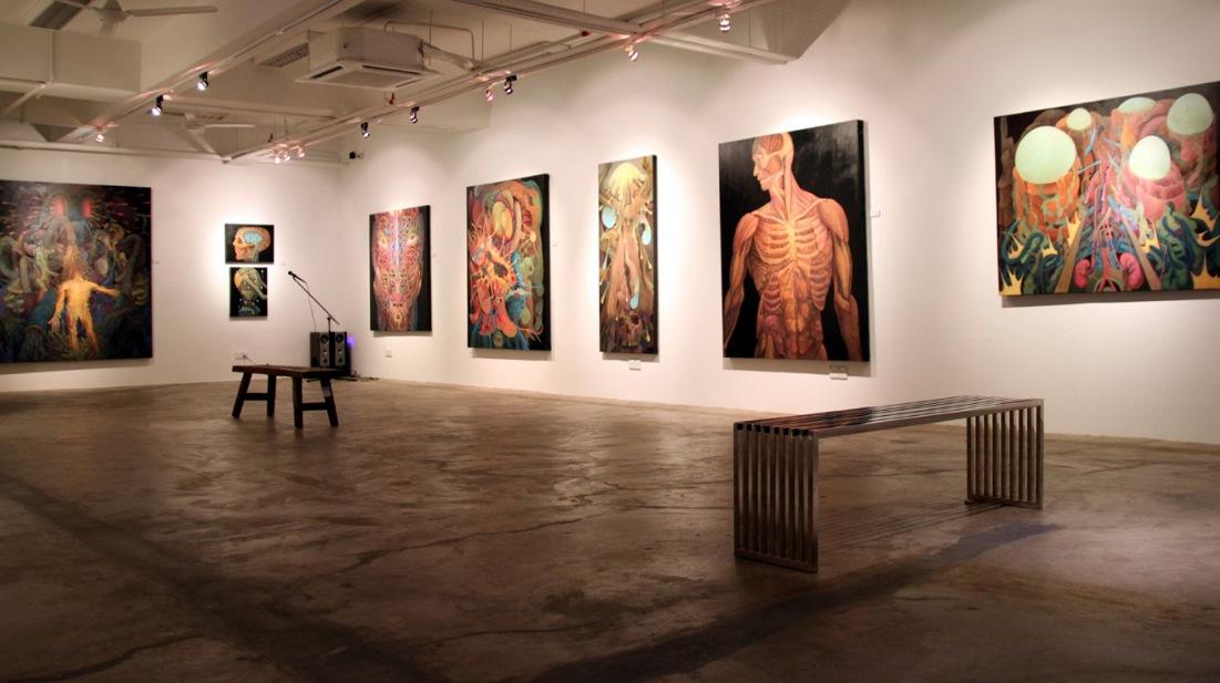 G13 Gallery's Exhibit 2