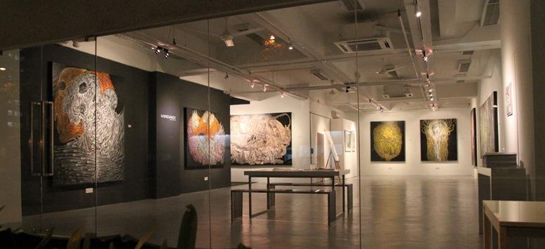 G13 Gallery's Exhibit