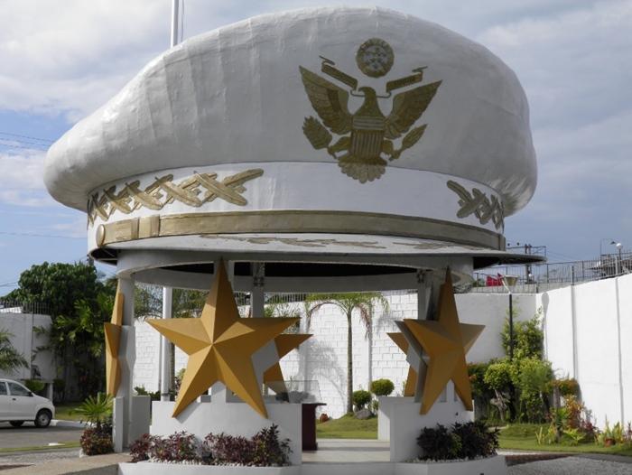 General MacArthur's Marker