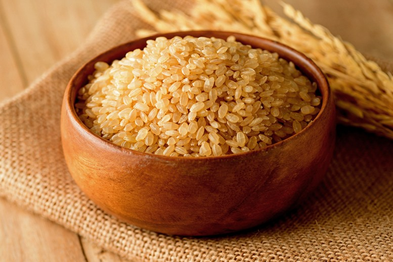 Germinated Japanese brown rice