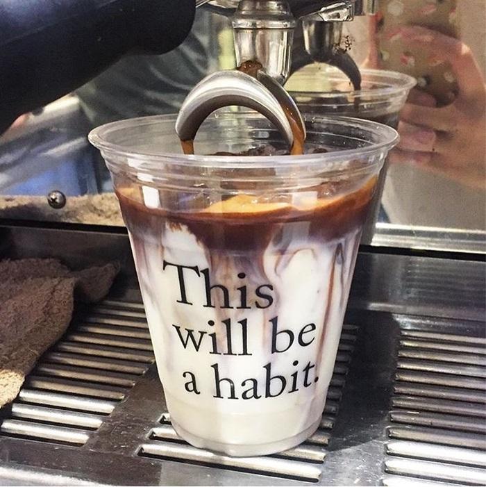 Habitual Coffee Cafe