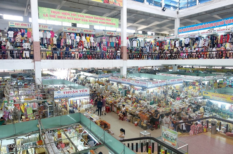 Han Market - Shopping in Da Nang