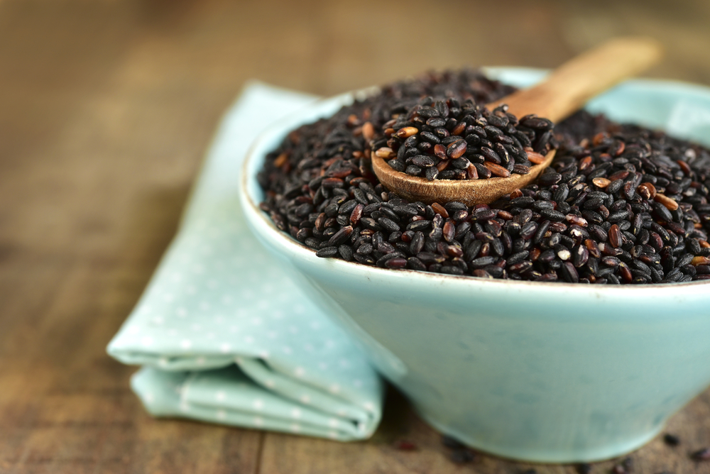 Healthy Black Rice