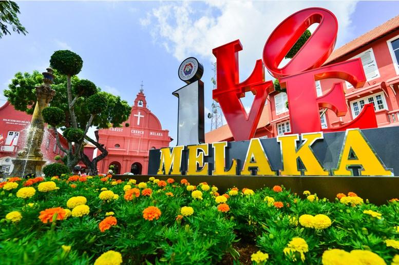 I love Malacca