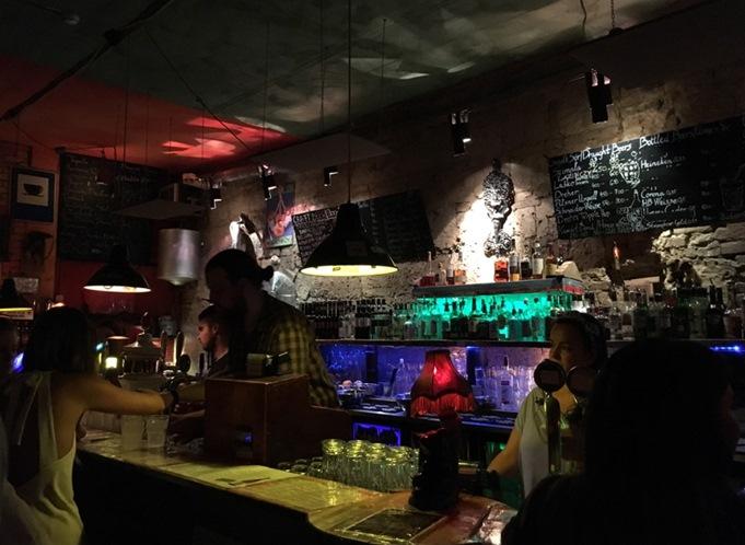 Instant ruin pub (Gao Jing's images)