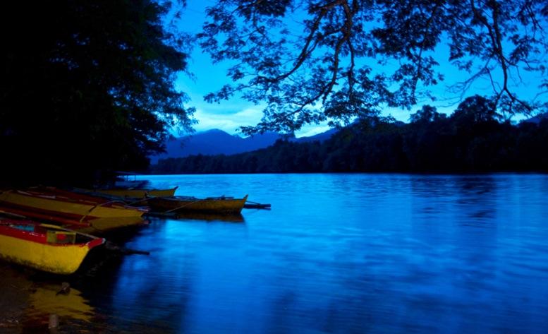 Iwahig River Sunrise