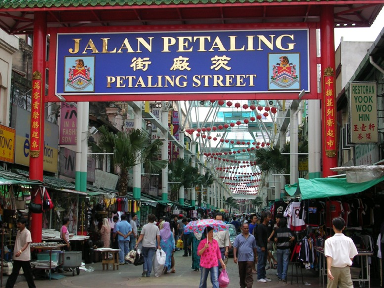 KL's Chinatown (Jalan Petaling)