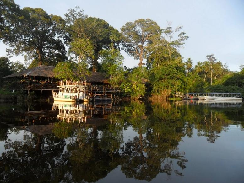 Klias Wetland River Cruise